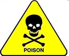 poisonous venomous