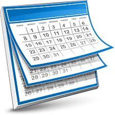 bi-weekly or semi-monthly